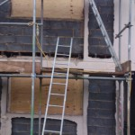 Wates removing the PRC walls
