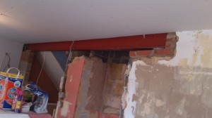 Wates internal beams