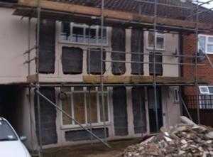 PRC repairs Bristol Wates
