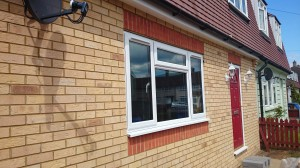 Cornish PRC repairs with new doors and window